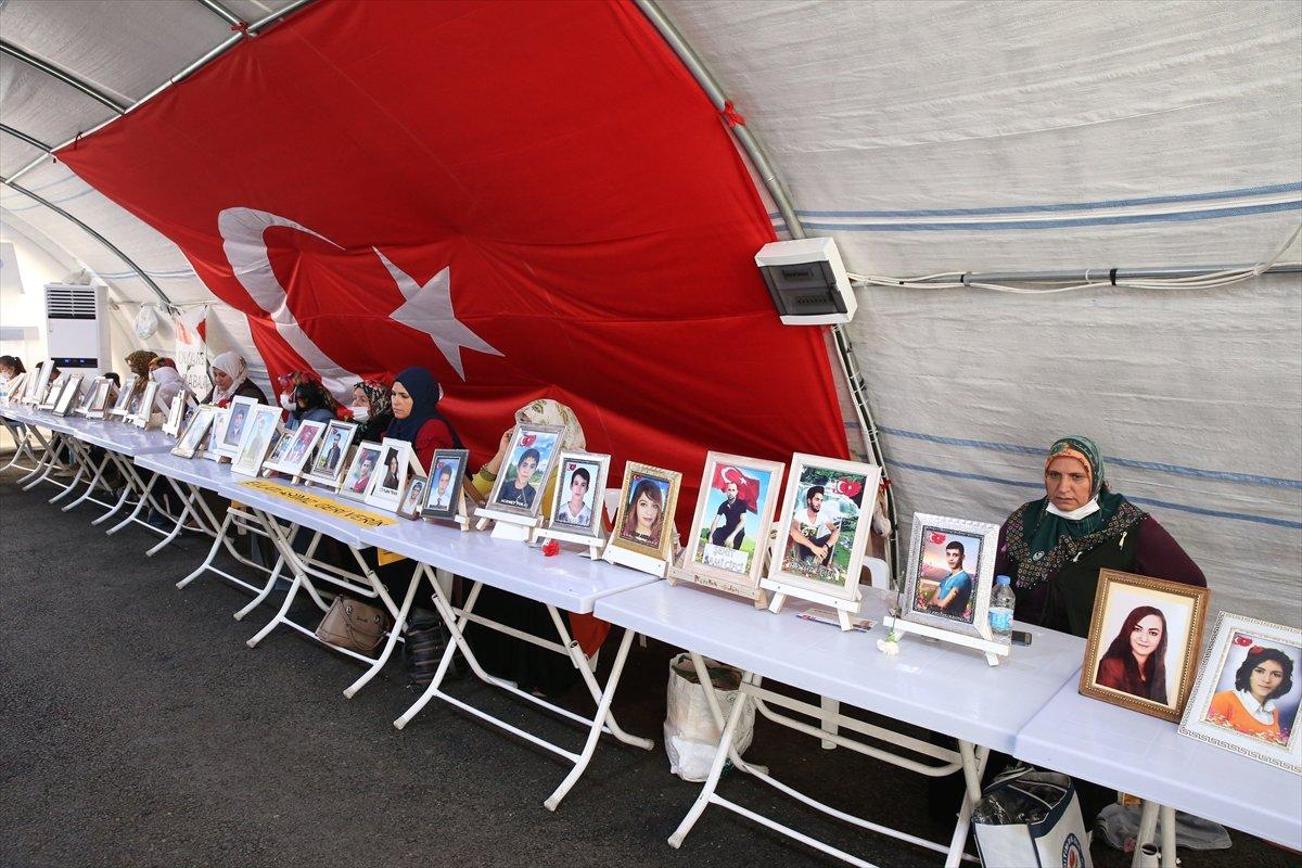 Diyarbakır annelerinin nöbeti, 723'üncü gününde  #2