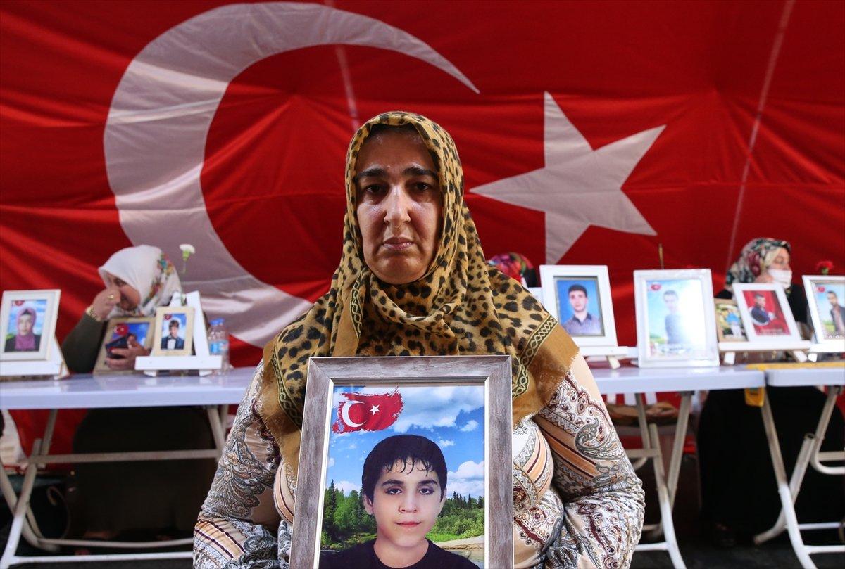 Diyarbakır annelerinin nöbeti, 723'üncü gününde  #6