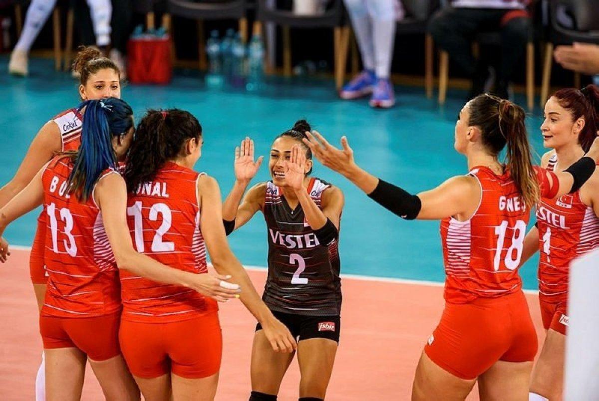 Filenin Sultanları göz açtırmıyor! Türkiye-Çekya voleybol maçı ne zaman, saat kaçta, hangi kanalda? #1
