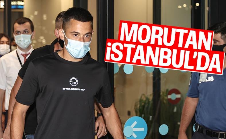 Galatasaray'ın anlaştığı Olimpiu Morutan İstanbul'da