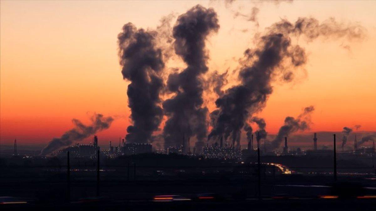 Hava kirliliği en yüksek seviyeye ulaştı