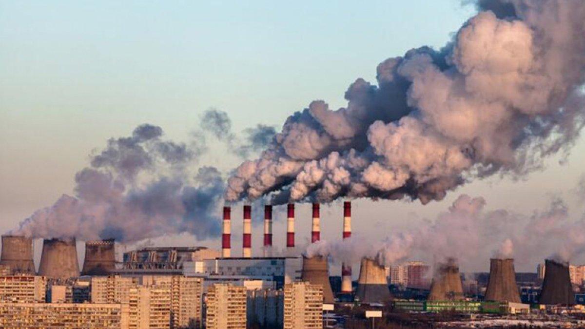 Hava kirliliği en yüksek seviyeye ulaştı #1