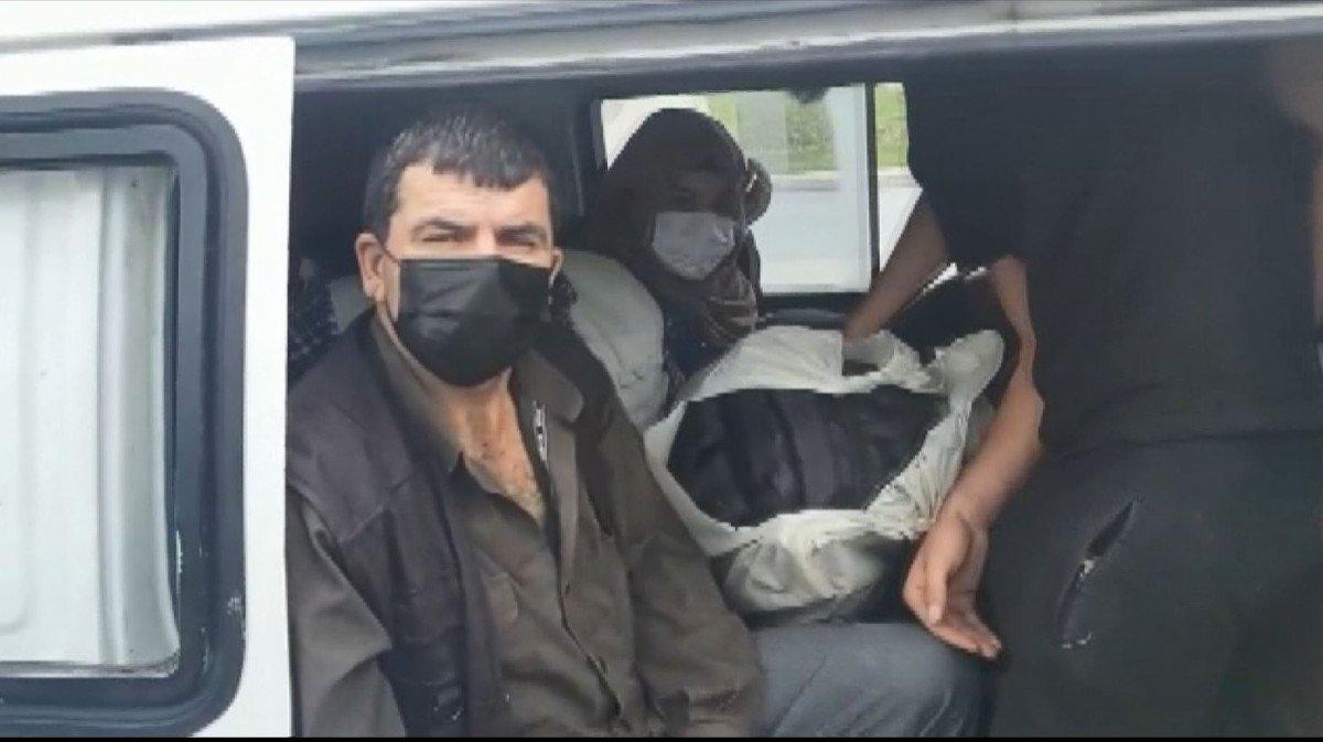 Sultangazi'de Suriye uyruklu 20 kaçak göçmen yakalandı  #2