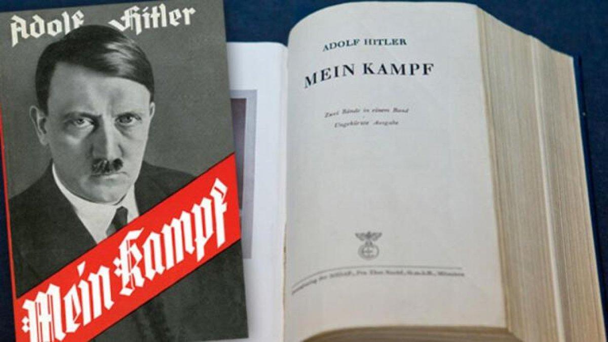 Adolf Hitler in yasaklı kitabı Kavgam, Almanya da neden tekrar basıldı #1