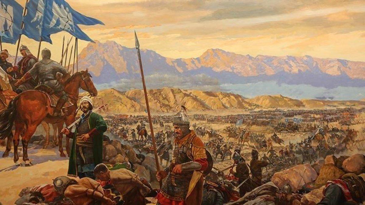 Türklerin Anadolu yu yurt tutmasını sağlayan Malazgirt Zaferi nasıl kazanıldı?  #1