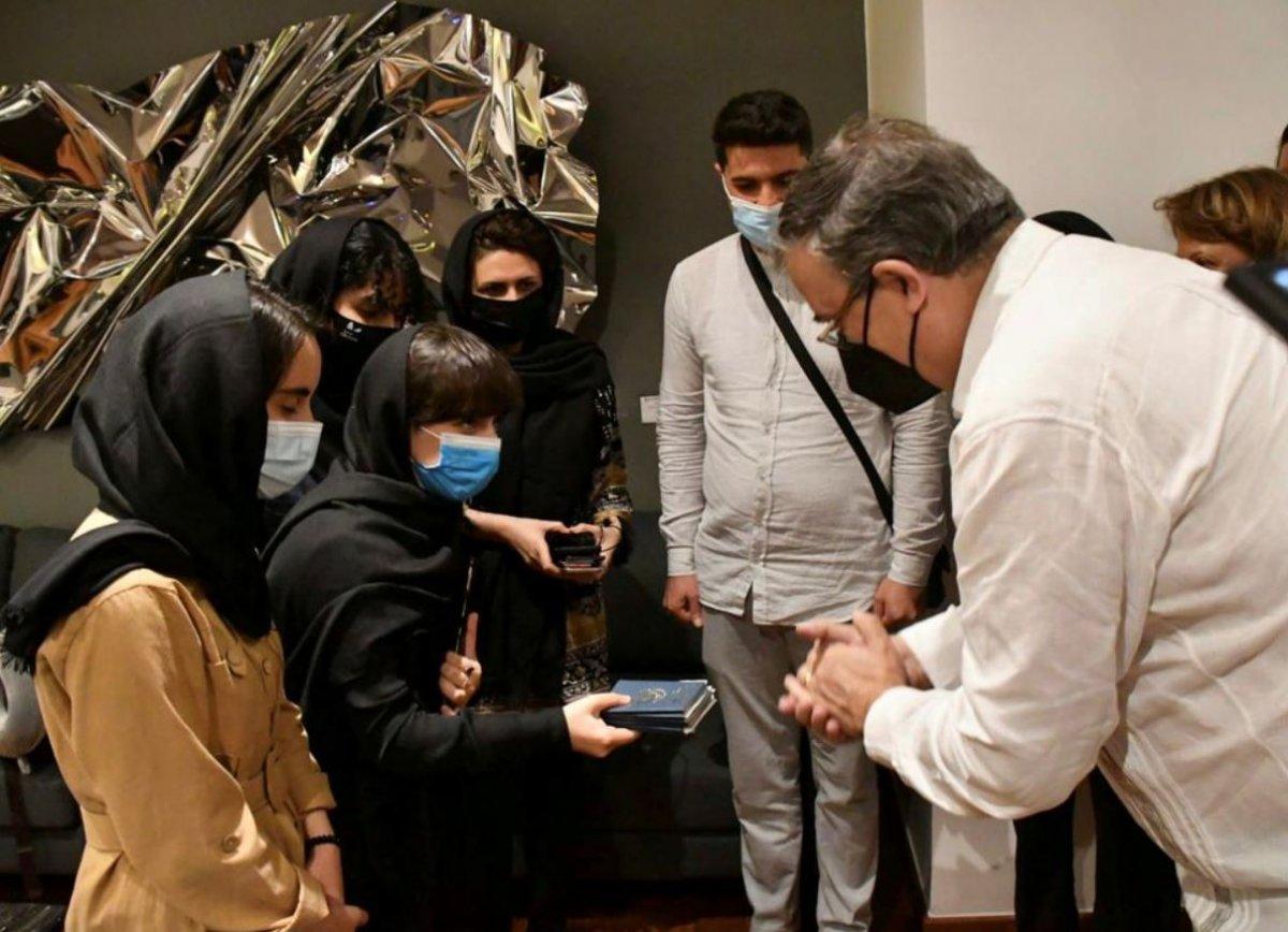 Meksika, Afgan robotik ekibi üyelerini mülteci olarak kabul etti #4