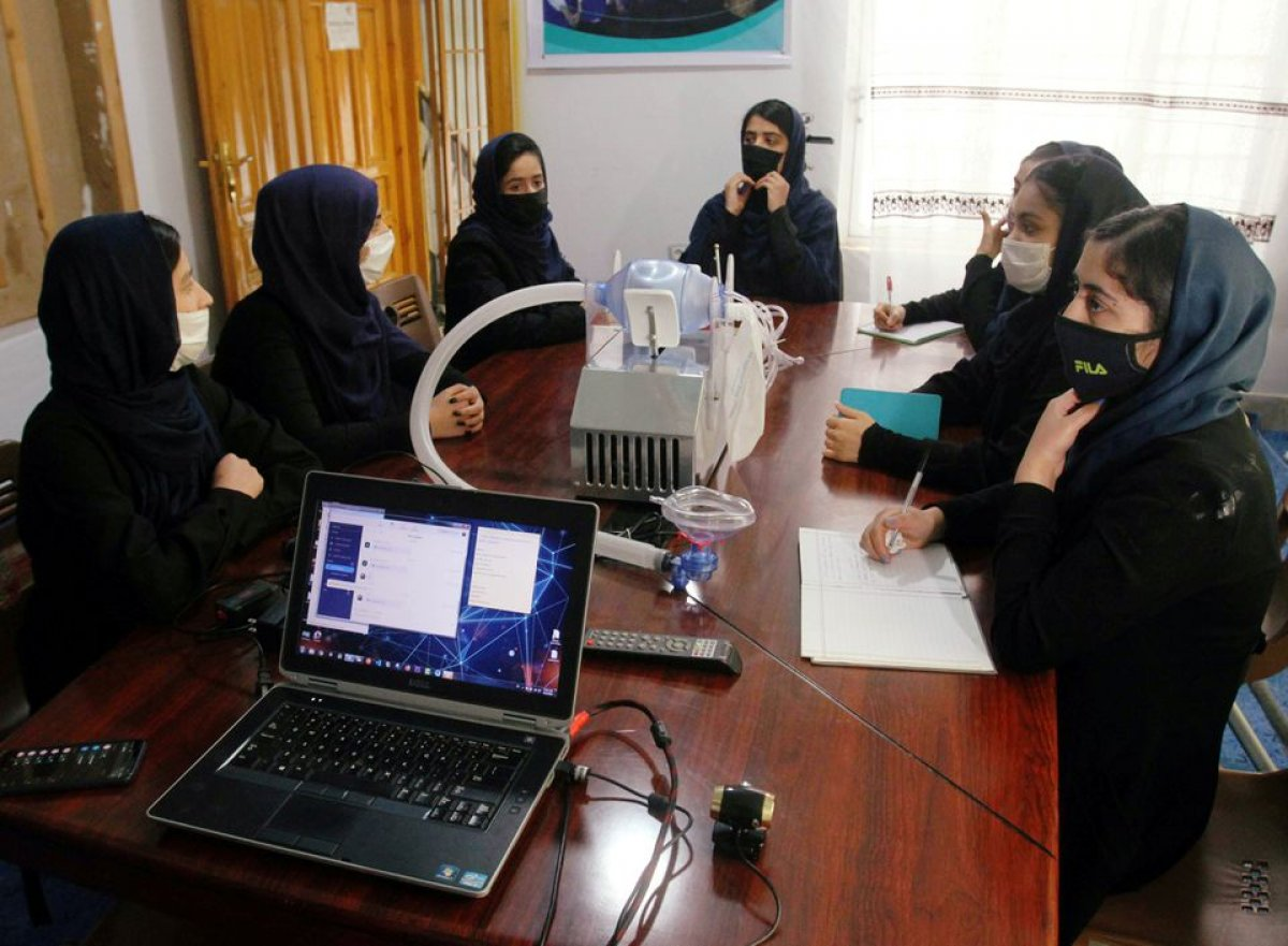 Meksika, Afgan robotik ekibi üyelerini mülteci olarak kabul etti #2
