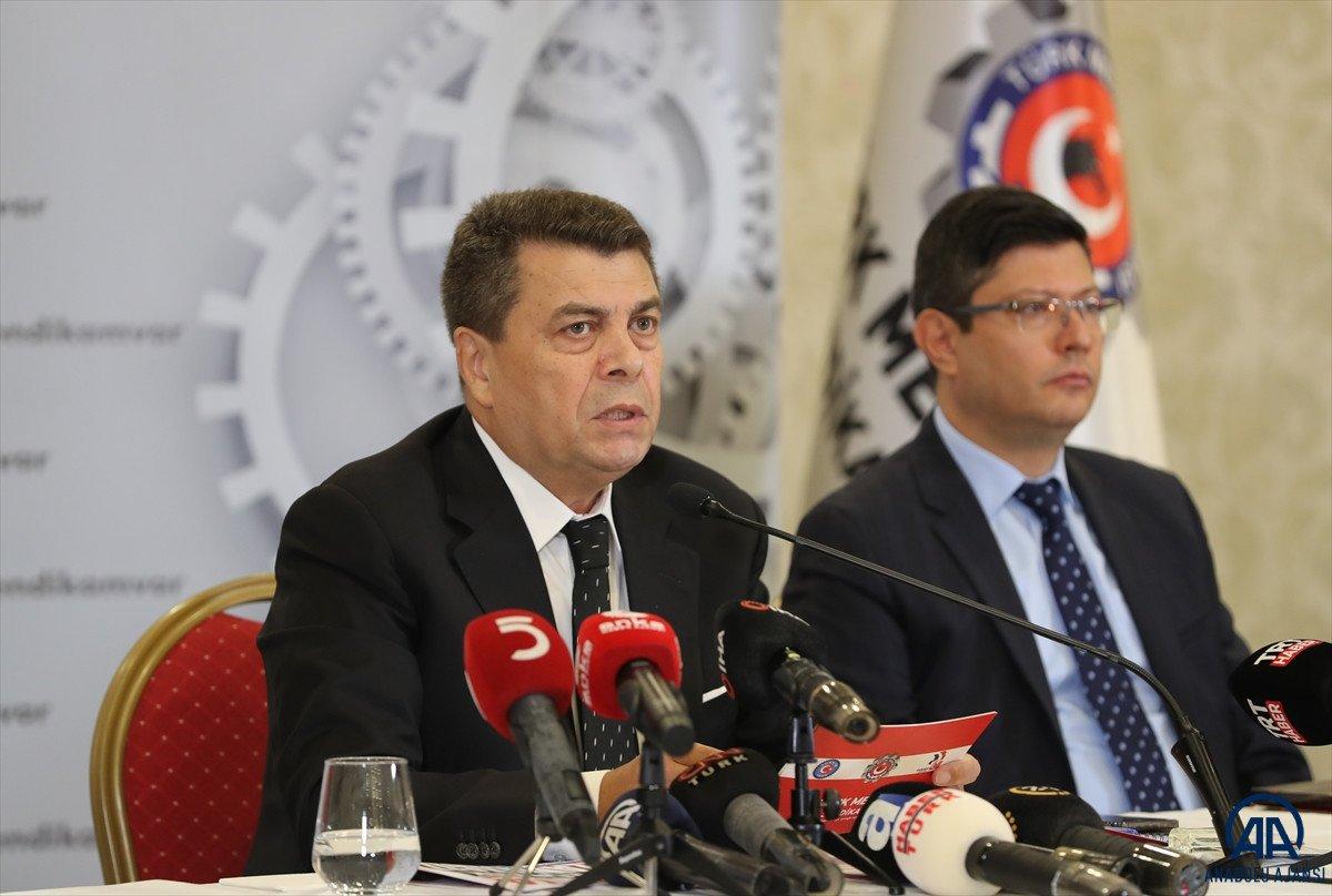 Türk Metal Sendikası'nın zam talebi #1