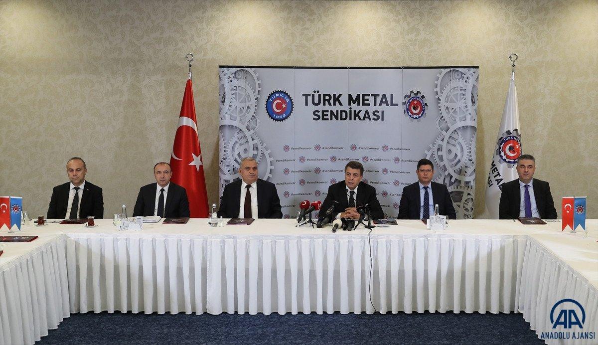 Türk Metal Sendikası'nın zam talebi #2