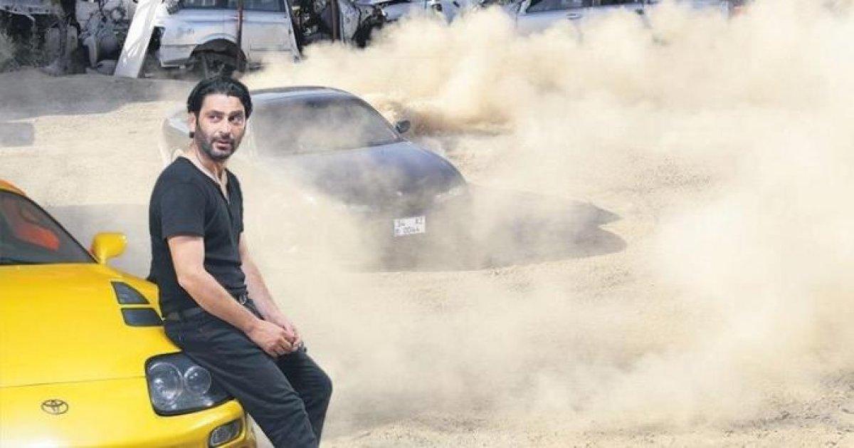 EDHO nun  İlyas Çakırbeyli si  Ozan Akbaba nın filmi yolda: İşte setten ilk kareler  #3
