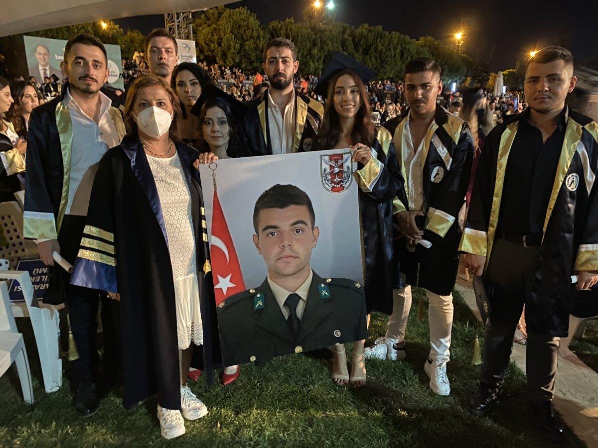 Şehit İsmail Can Softa ya mezun olduğu üniversiteden saygısızlık  #6