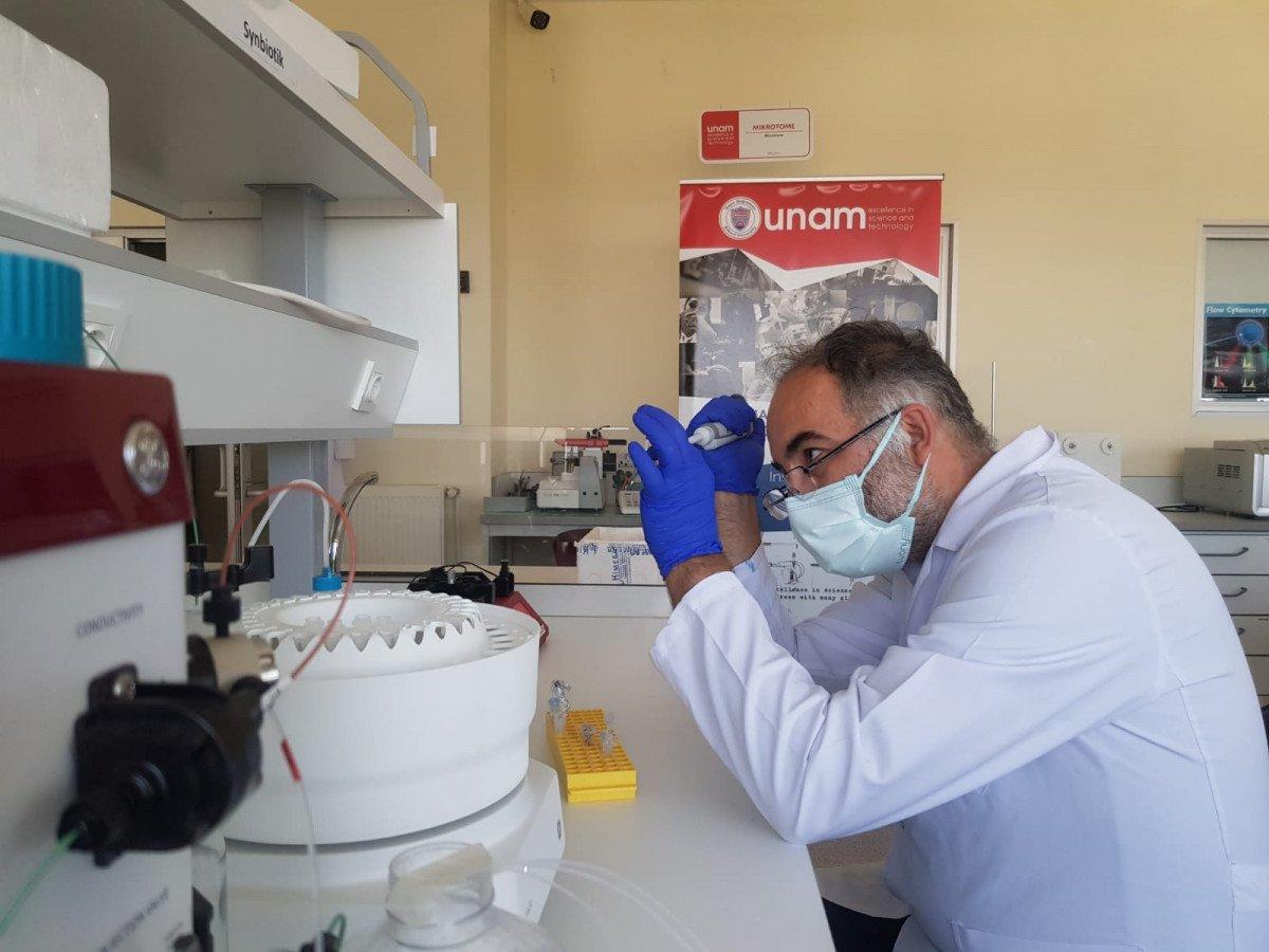 Türkiye'de üretiliyor: Tüm varyantlara karşı etkili sprey ilaç  #1