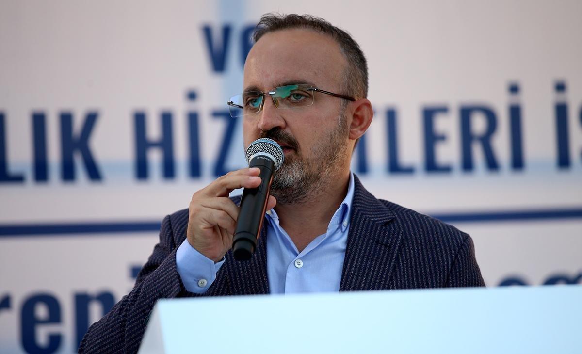 AK Parti Grup Başkanvekili Bülent Turan,  3600 ek gösterge  ile ilgili konuştu  #1