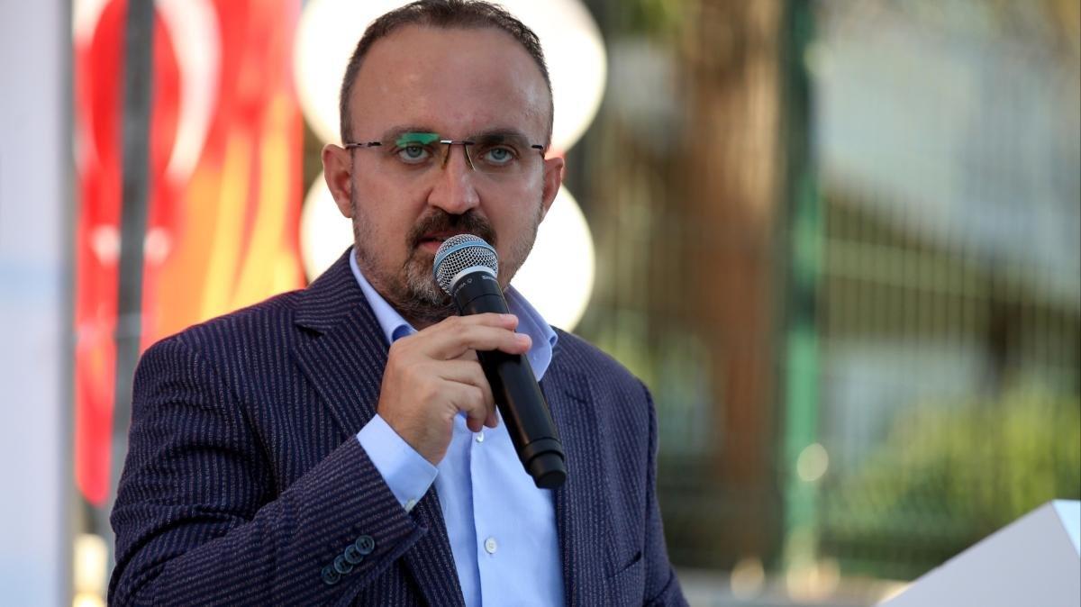 AK Parti Grup Başkanvekili Bülent Turan,  3600 ek gösterge  ile ilgili konuştu  #2