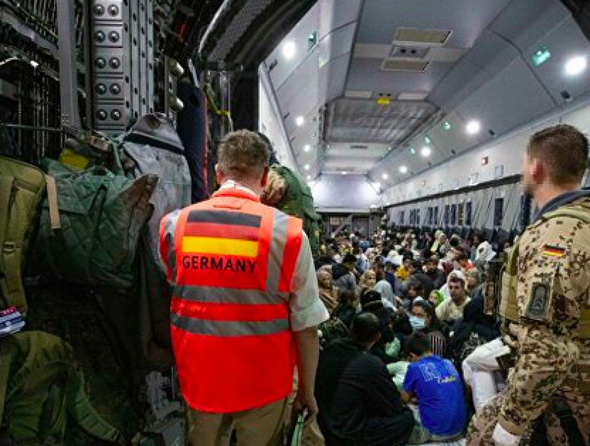 Alman ordusu, Afganistan daki tahliyesini tamamladı #2