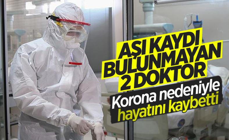 Fahrettin Koca: Aşı olmamış iki sağlık çalışanı, koronavirüs nedeniyle hayatını kaybetti