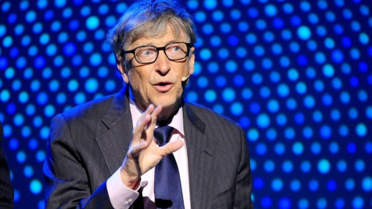 Bill Gates ten sıtmayla nasıl mücadele edilir yazısı #1