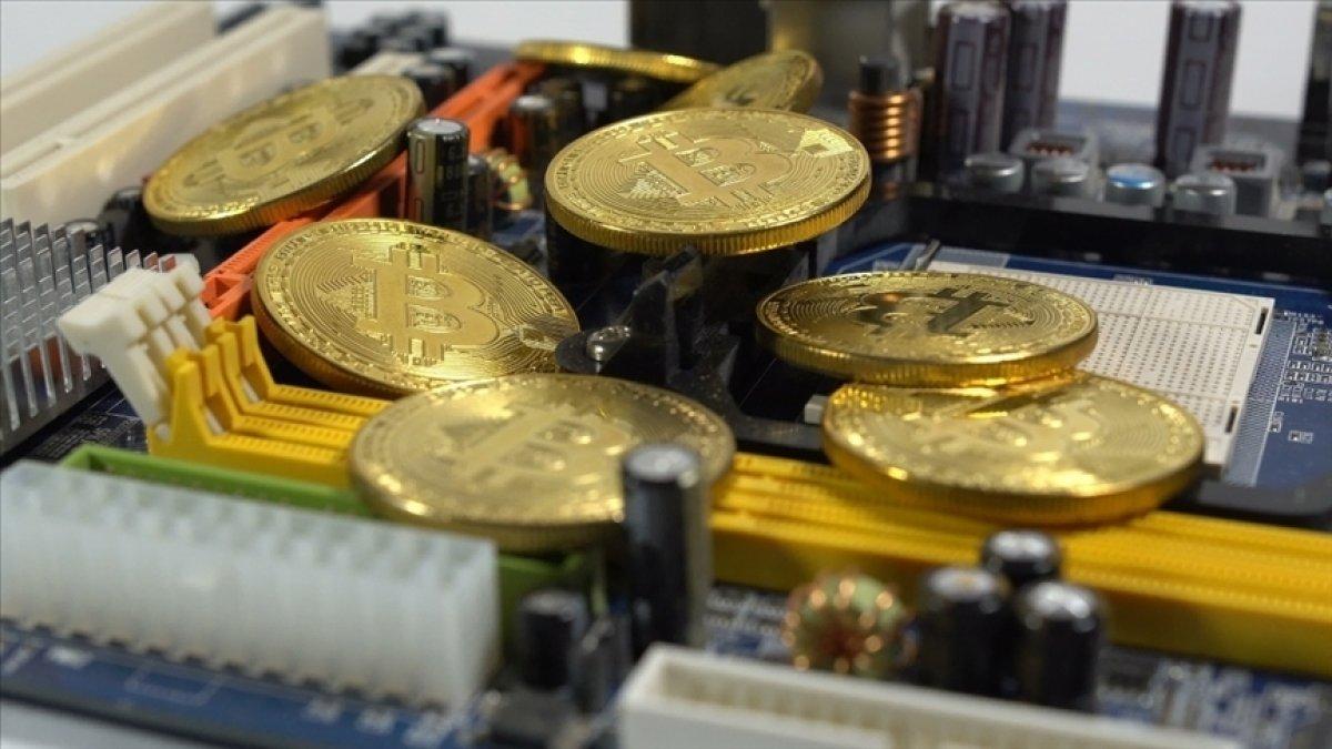 Bitcoin yüzde 3,69 değer kaybetti #1