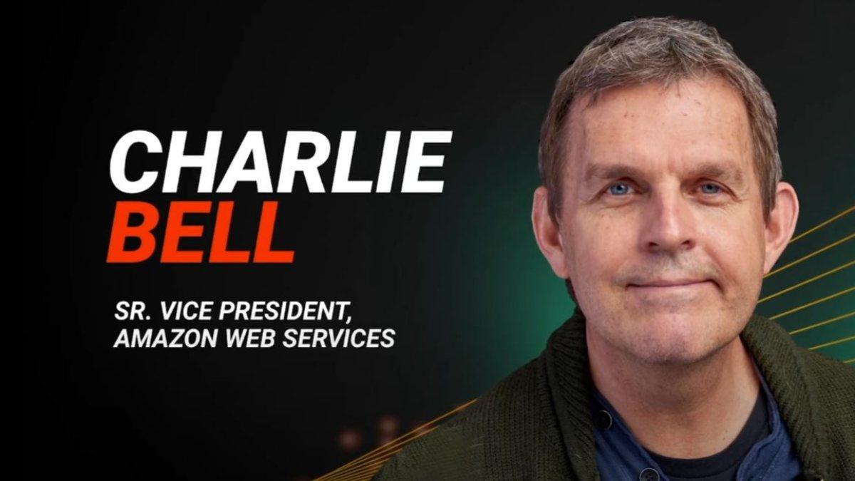 Amazonun deneyimli bulut yöneticisi Charlie Bell, Microsofta geçti