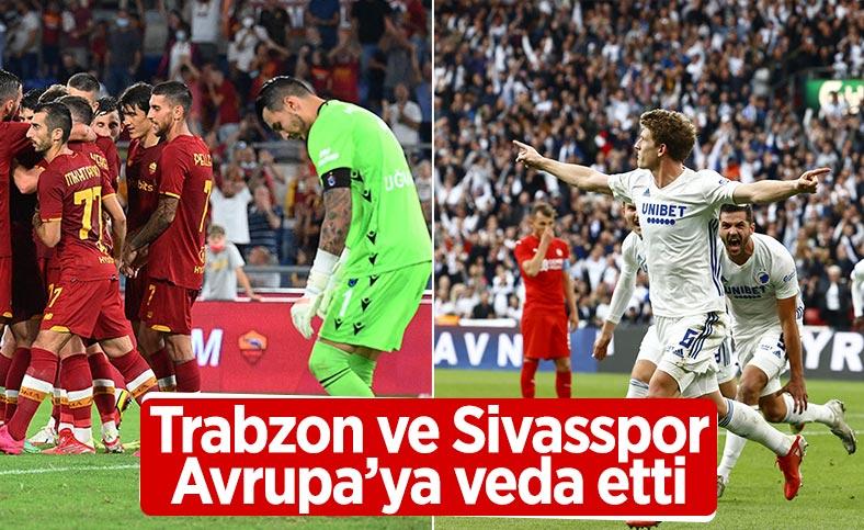 Trabzonspor, Roma'ya mağlup oldu
