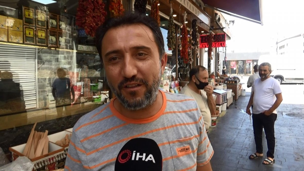 Diyarbakır da esnaftan aşılı müşteriye indirim kampanyası #4