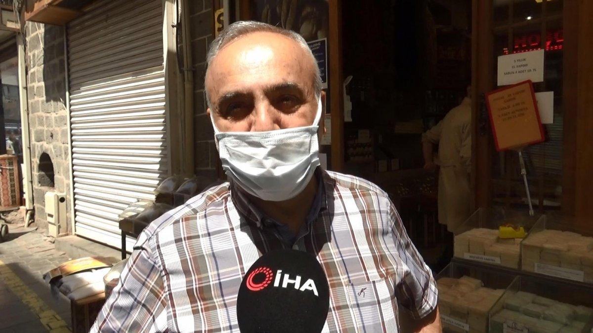 Diyarbakır da esnaftan aşılı müşteriye indirim kampanyası #2