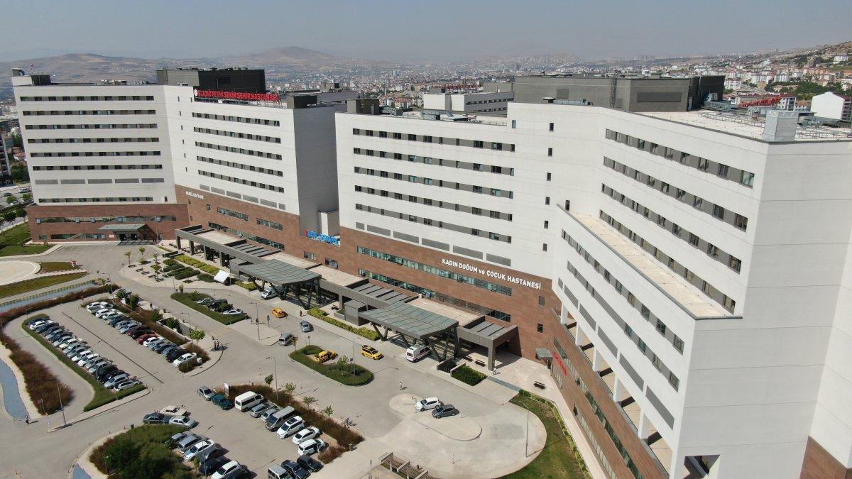 Elazığ Fethi Sekin Şehir Hastanesi, bölgenin lokomotifi oldu #6