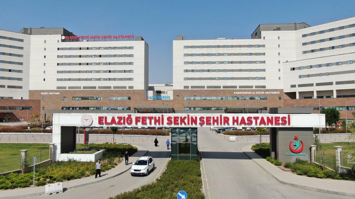 Elazığ Fethi Sekin Şehir Hastanesi, bölgenin lokomotifi oldu #5