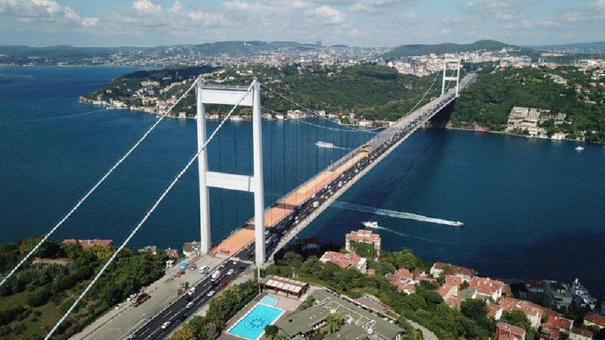 900 günlük onarım: FSM Köprüsü trafiğe açık mı, kapalı mı? #1