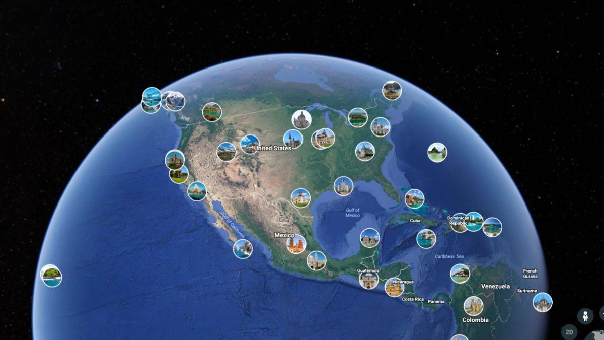 Fransa, dolandırıcıları yakalamak için Google Earth kullanıyor