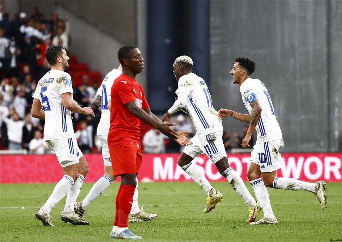 Sivasspor, Kopenhag a 5 golle mağlup oldu #1