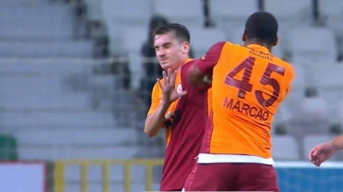 Marcao nun 8 maçlık cezası onandı #1