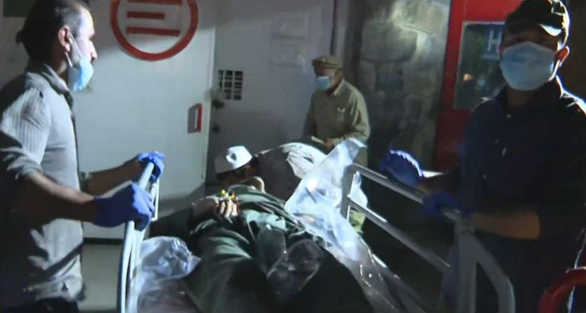 Kabil Havalimanı dışında patlama meydana geldi #5