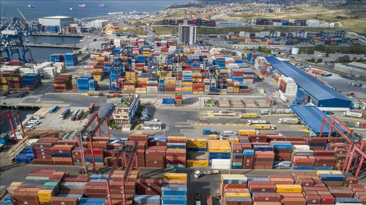 Kocaeli de ihracat rakamları rekora doğru koşuyor. #1