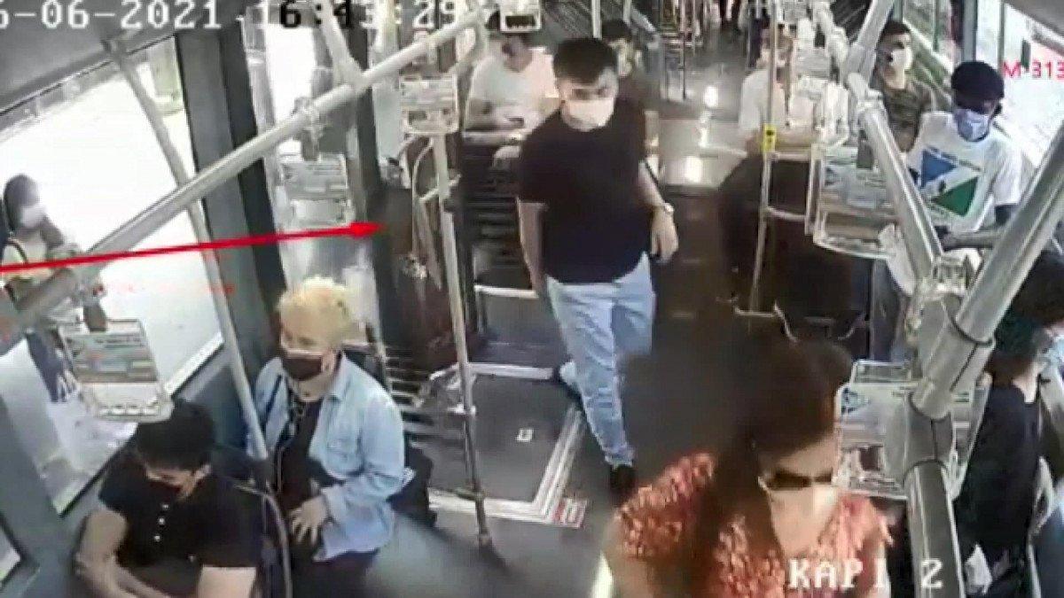 İstanbul da metrobüste yankesicilik yapan kadınlar #2