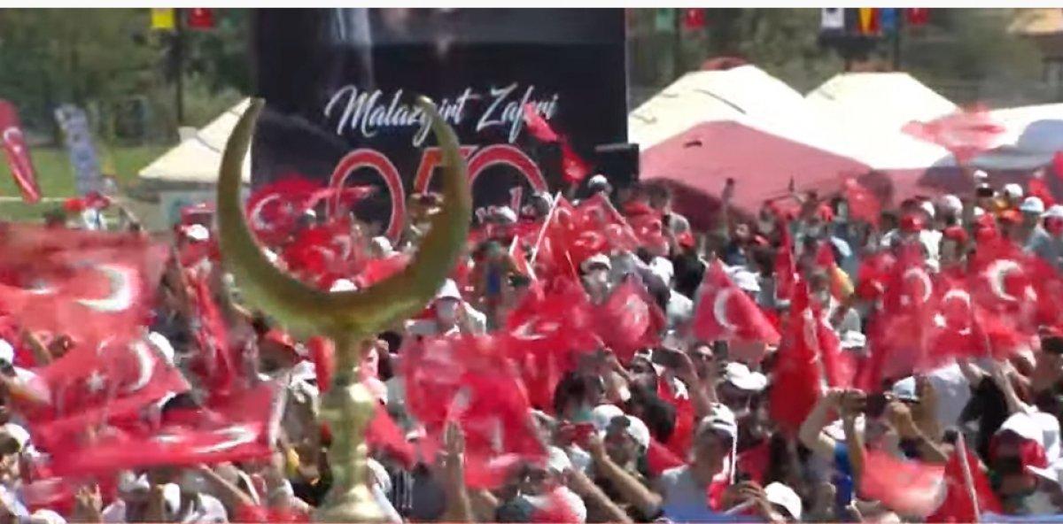 Malazgirt Zaferi'nin 950. yıl kutlamalarına yoğun katılım #4