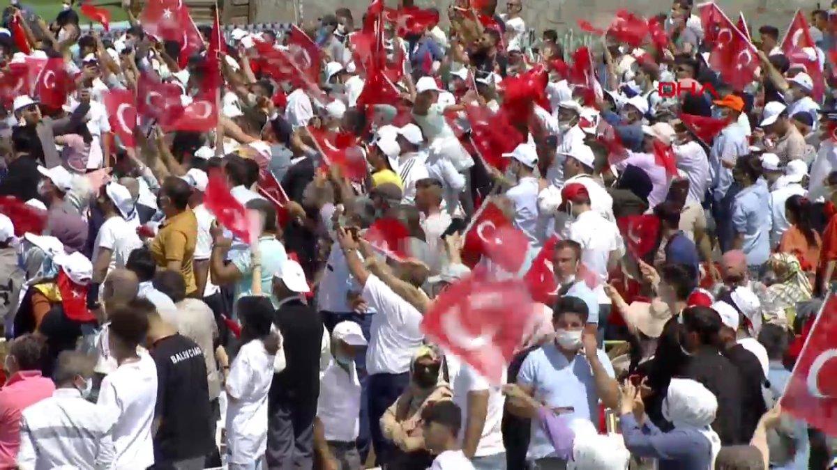 Malazgirt Zaferi'nin 950. yıl kutlamalarına yoğun katılım #3