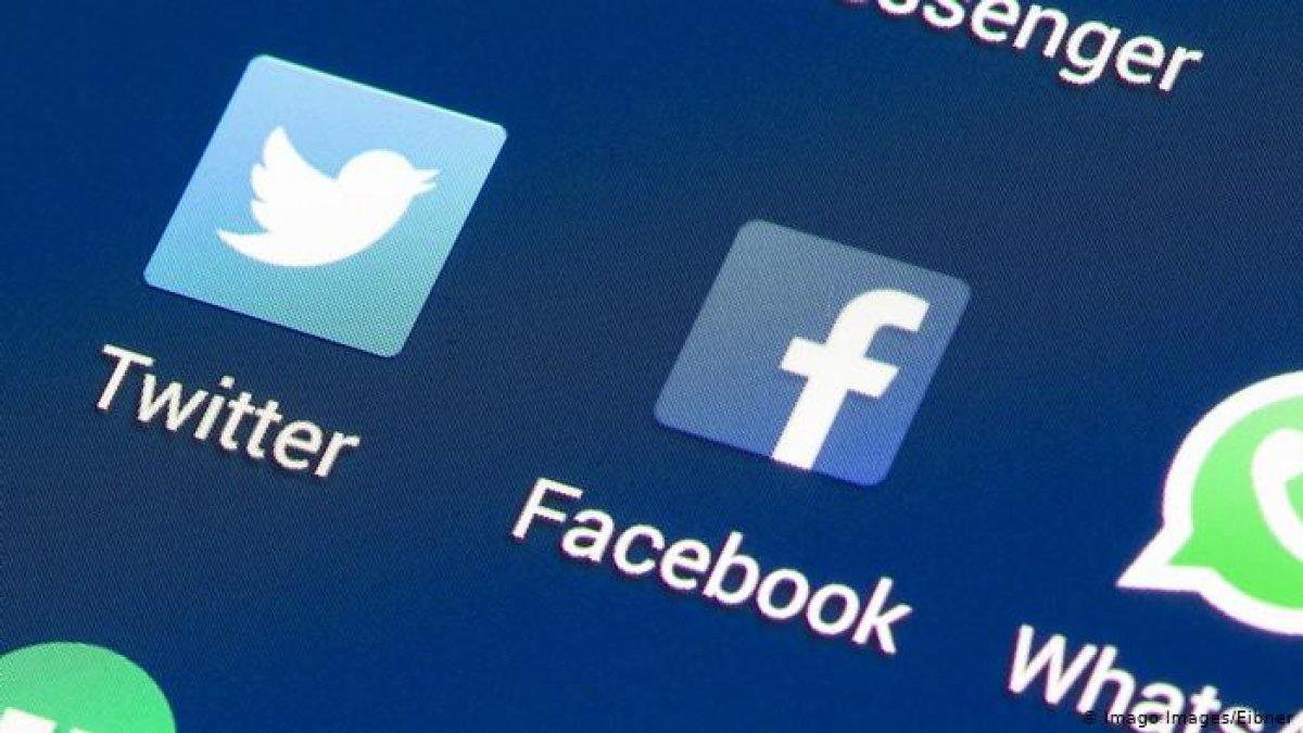 Rusya dan Twitter, Facebook ve WhatsApp a para cezası #1