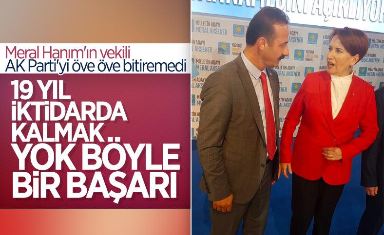 Yavuz Ağıralioğlu: 19 yıldır iktidarda kalmak takdir edilmesi gereken bir başarı