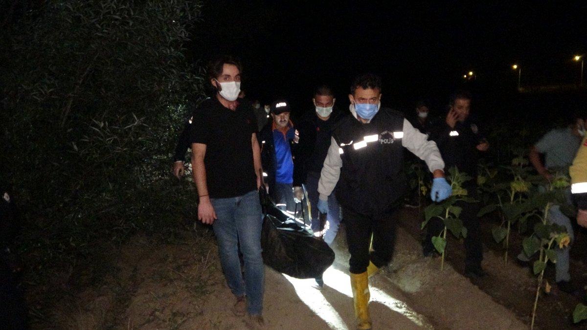 Sivas ta sabah balık tutmaya giden adamın akşam cesedi bulundu #2