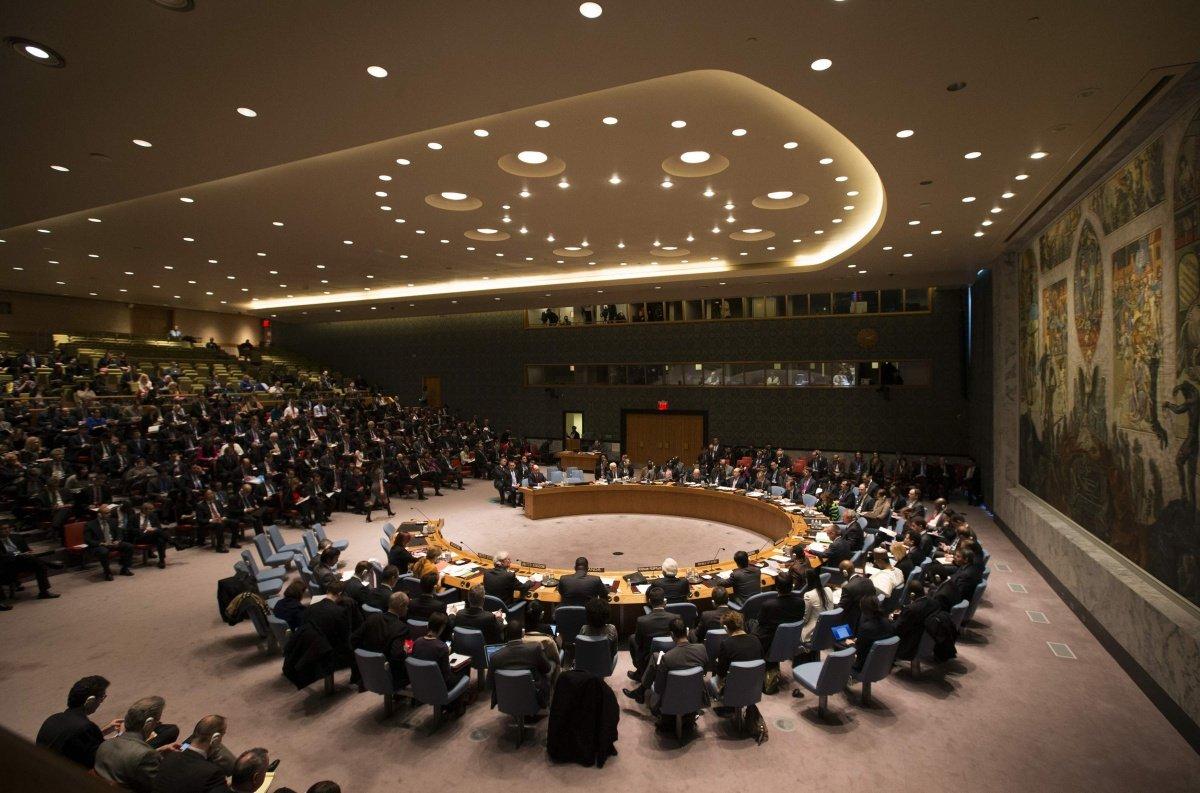 Antonio Guterres, BM deki 5 ülkenin temsilcilerini toplantıya çağırdı #1