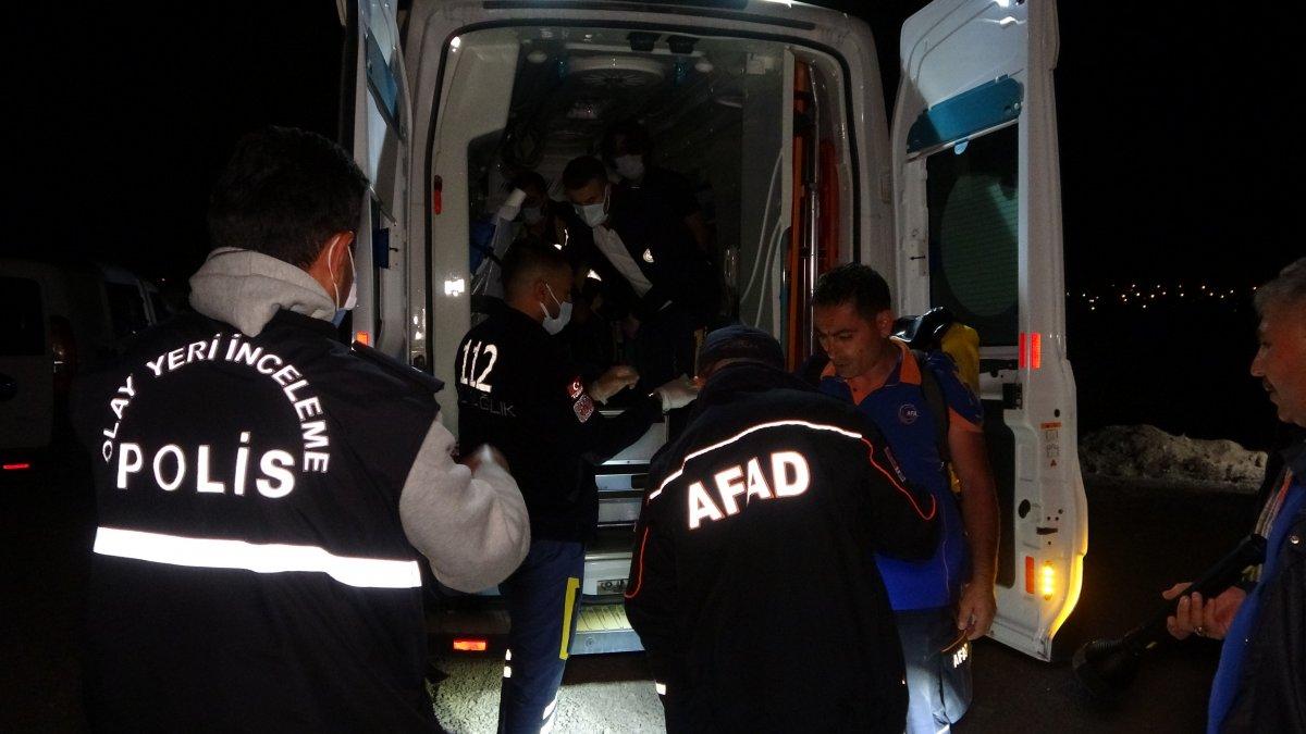 Sivas ta sabah balık tutmaya giden adamın akşam cesedi bulundu #1