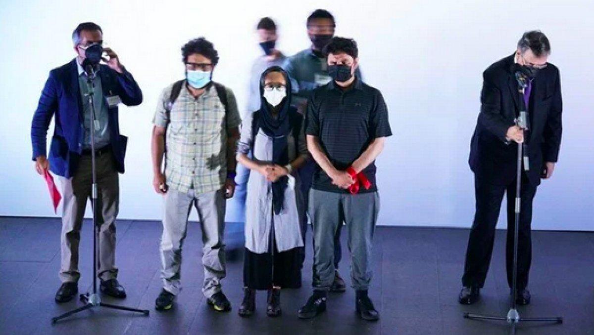 Taliban dan kaçan 124 gazeteci Meksika ya sığındı #1