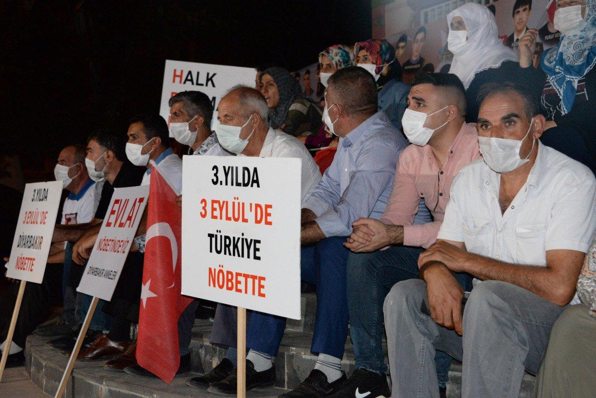 Evlat nöbetindeki aileler 3 Eylül de herkesten destek bekliyor #2