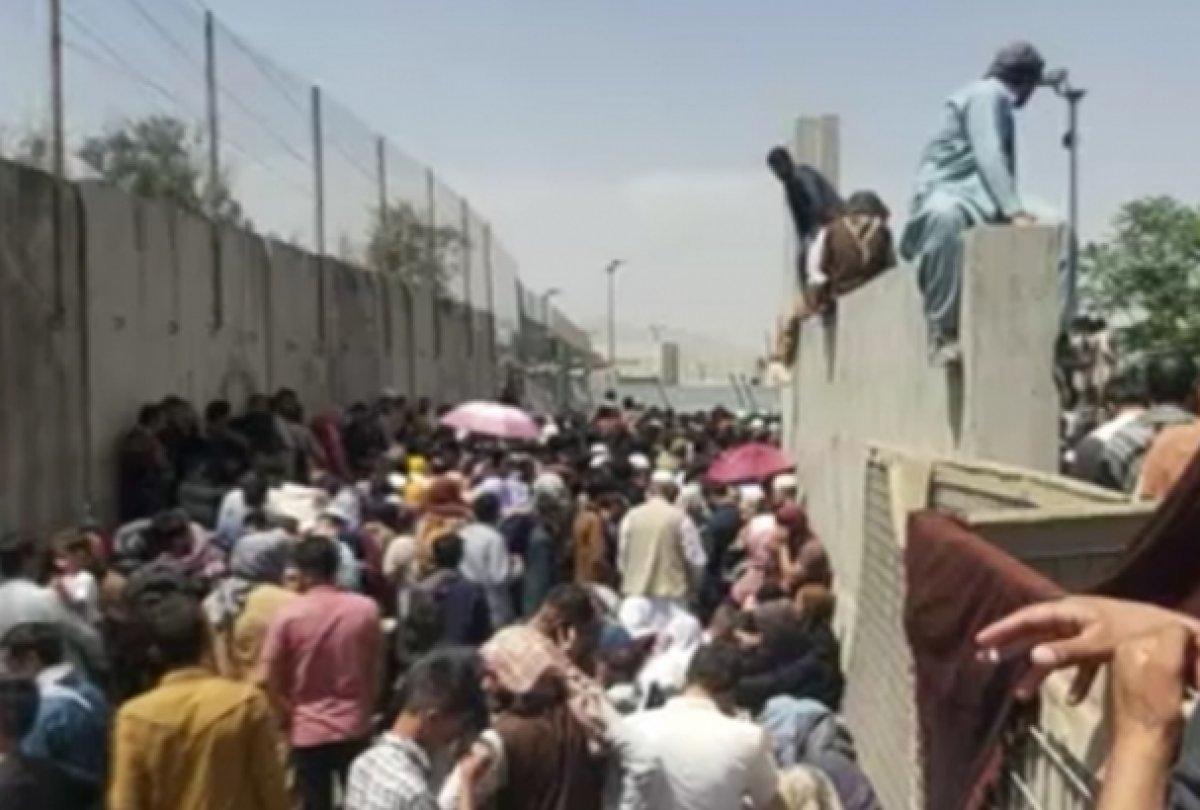 Pentagon Sözcüsü John Kirby: 50 bin Afgan alacağız #3