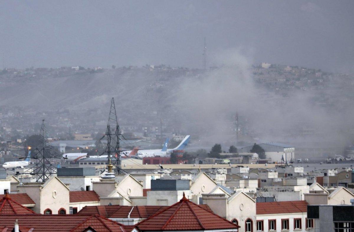 Ömer Çelik ten Kabil deki saldırılara kınama #1