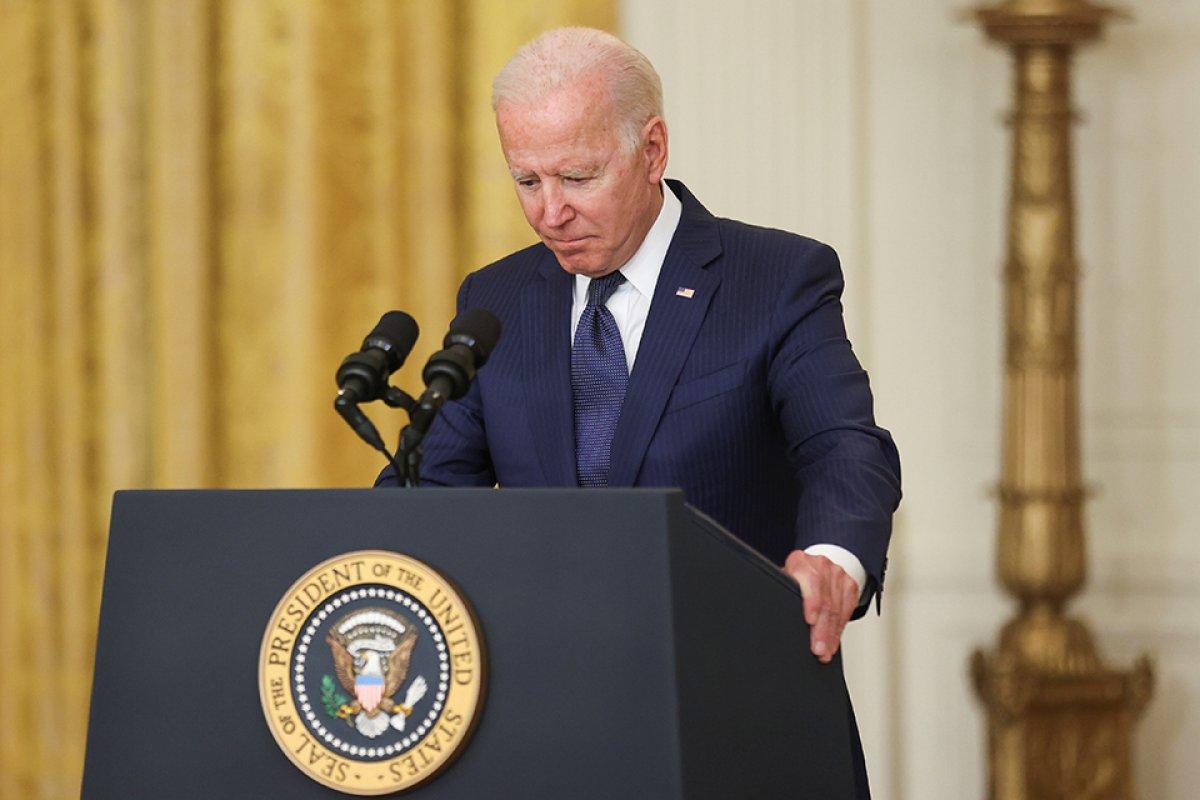 Joe Biden ın Afganistan üzüntüsü #2