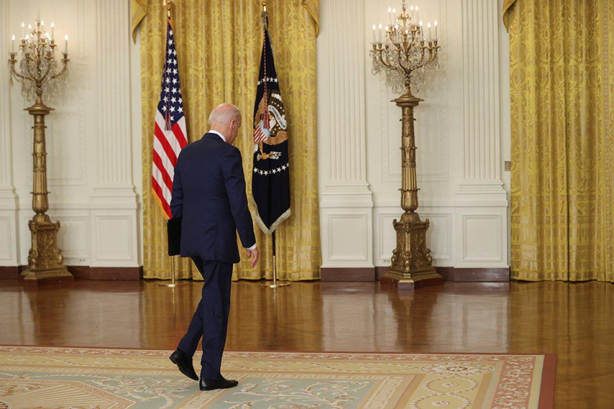 Joe Biden ın Afganistan üzüntüsü #9