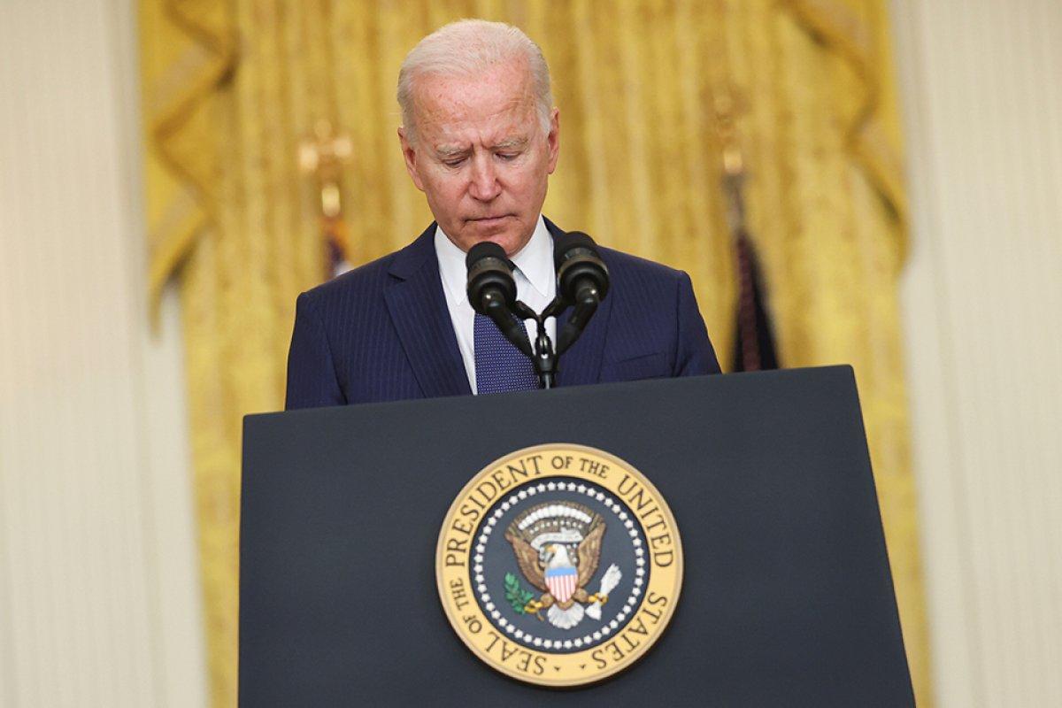 Joe Biden ın Afganistan üzüntüsü #5