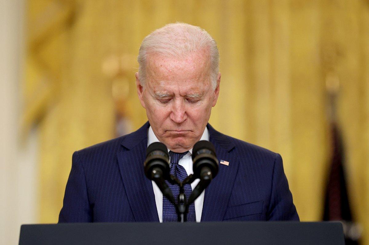 Joe Biden ın Afganistan üzüntüsü #6